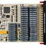 32 relays HV switcing board (up to 3000V) + DMM YAV90HVT