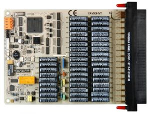 32 relays HV switcing board (up to 3000V) + DMM YAV90HVT