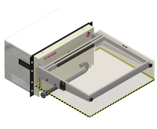 ServoPusher module