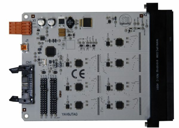 YAV90JTAG Boundary Scan I/O for receivers