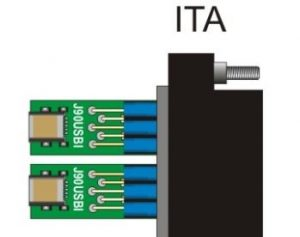 USB ITA connector