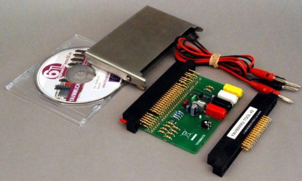 Calibrate yourself the YAV90MMU module