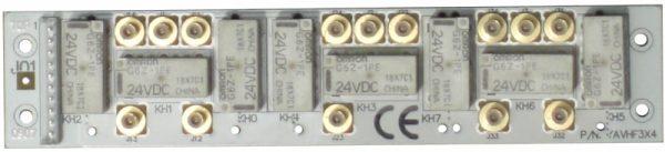 YAVHF3X4 RF multiplexer