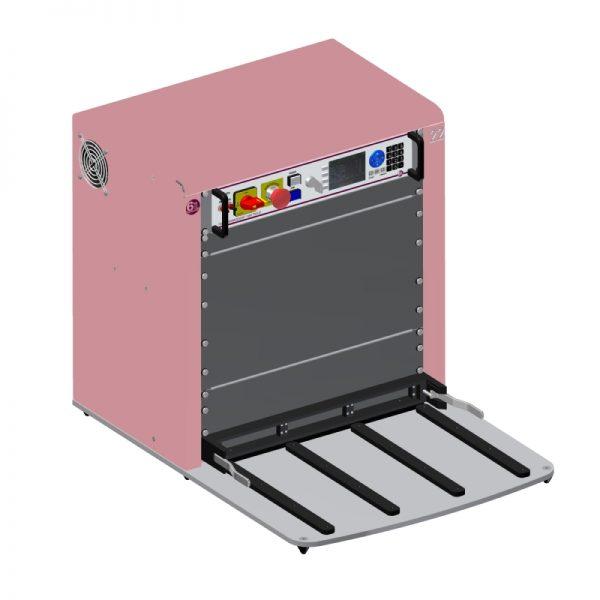 6TL-10 Table top base test platform