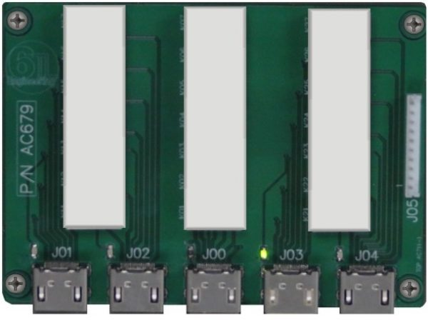 1-to-4 HDMI Multiplexer