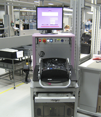 Boundary Scan combined with Functional Tester
