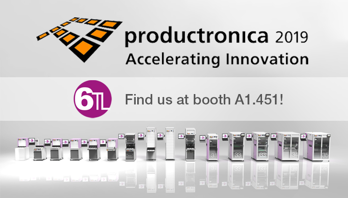 ATE systems Productronica