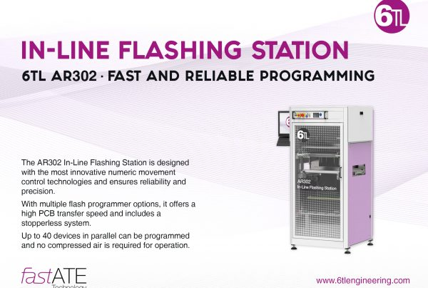 inline flashing station
