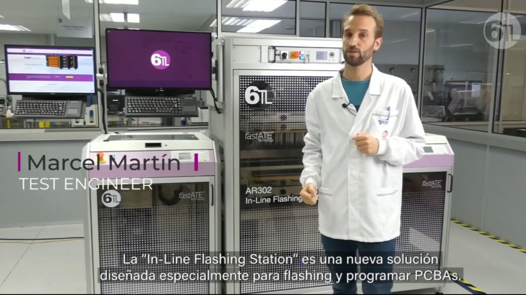 In-Line Flashing Station