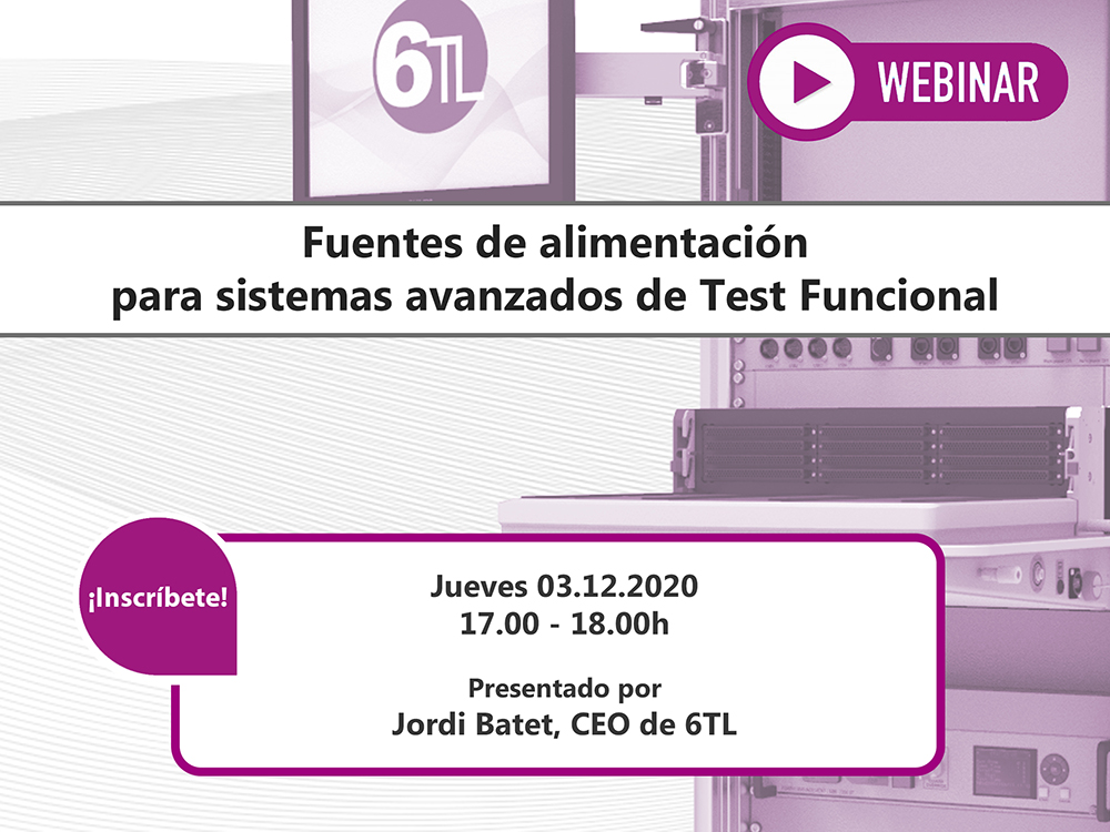 Functional Test Webinar